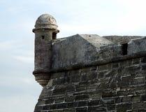 Castillo San Marcos Imagen de archivo libre de regalías