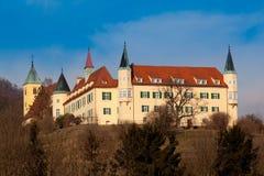 Castillo Sankt Martin, Graz Austria Fotografía de archivo libre de regalías