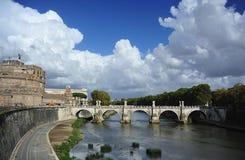 Castillo Sant'Angelo imagen de archivo libre de regalías