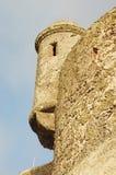 Castillo Santa Barbara, Mount Guanapay, Lanzarote Stock Image