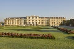 Castillo Schönbrunn, Viena foto de archivo libre de regalías