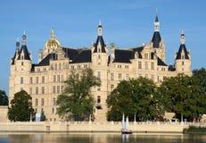 Castillo Schwerin 03 Imágenes de archivo libres de regalías