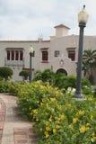 Castillo Serralles bei Ponce Puerto Rico Stockbild