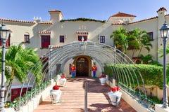 Castillo Serralles Mansion - Ponce, Puerto Rico Stock Photo