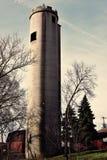 Castillo Silo fotografía de archivo