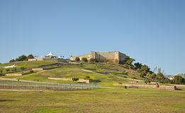 Castillo Sohail Fuengirola, Ισπανία Στοκ εικόνα με δικαίωμα ελεύθερης χρήσης