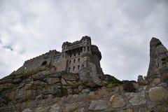Castillo - soporte del ` s de San Miguel Foto de archivo libre de regalías