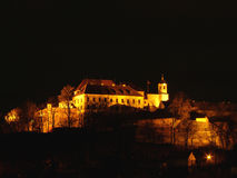 Castillo Spilberk Imagen de archivo