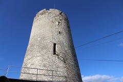 Castillo Spis, Eslovaquia Fotografía de archivo libre de regalías