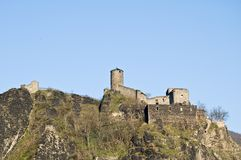 Castillo StÅekov Imagen de archivo