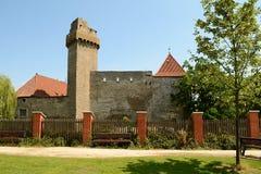 Castillo Strakonice Imágenes de archivo libres de regalías