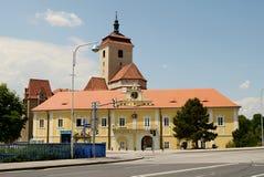 Castillo Strakonice Imagen de archivo libre de regalías