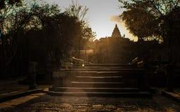 Castillo Tailandia Imagen de archivo libre de regalías
