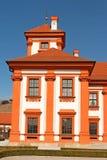 Castillo Troja Imagenes de archivo