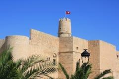Castillo tunecino Foto de archivo libre de regalías