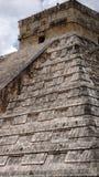 Castillo van itzaGr van Chichen Stock Fotografie