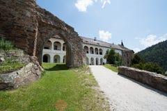 Castillo Velhartice Foto de archivo