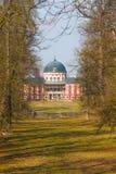 Castillo Veltrusy imágenes de archivo libres de regalías