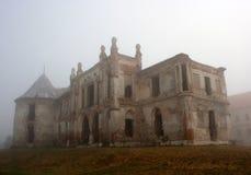 Castillo viejo Imagen de archivo libre de regalías