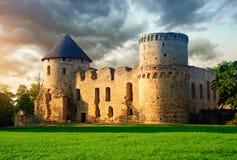 Castillo viejo Fotografía de archivo