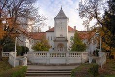 Castillo viejo Imágenes de archivo libres de regalías