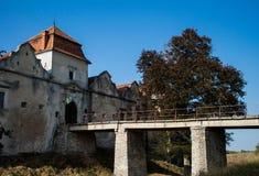 Castillo viejo Fotografía de archivo libre de regalías