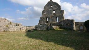 Castillo viejo foto de archivo libre de regalías