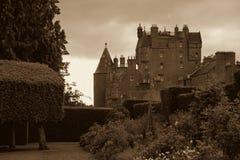 Castillo viejo Imagenes de archivo