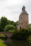 Castillo viejo en Alemania, edificio al aire libre, hystorical Foto de archivo libre de regalías