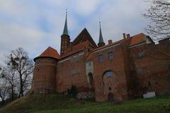 Castillo viejo grande Fotos de archivo