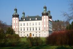 Castillo Vrchlabi, República Checa imagen de archivo libre de regalías