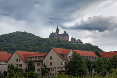 Castillo Wernigerode Imagenes de archivo