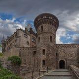Castillo Wernigerode Imagen de archivo libre de regalías