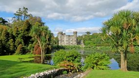 Castillo Wexford de Johnstown fotos de archivo libres de regalías