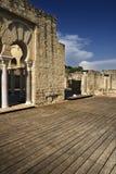 Castillos árabes Imagen de archivo libre de regalías
