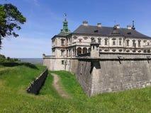 Castillos de Lviv Foto de archivo