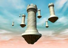 Castillos en el cielo