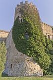 Castilnovo-Schloss Lizenzfreies Stockfoto