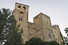Castilnovo-Schloss Stockbilder