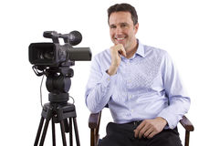 Casting Director Royalty Free Stock Photo