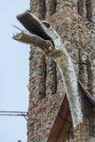 Castle圣伊莎贝尔主教国家森林科罗拉多 免版税库存照片