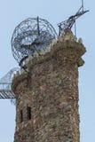 Castle圣伊莎贝尔主教国家森林科罗拉多 免版税库存图片