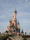Castle迪斯尼乐园巴黎公主的 图库摄影