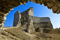 Castle �achtice Stock Photo