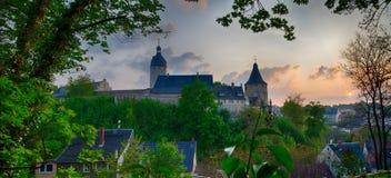 Castle Άλτενμπουργκ Γερμανία Στοκ εικόνες με δικαίωμα ελεύθερης χρήσης