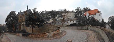 Castle Άλτενμπουργκ Γερμανία Στοκ Φωτογραφίες