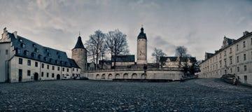 Castle Άλτενμπουργκ Γερμανία Στοκ φωτογραφία με δικαίωμα ελεύθερης χρήσης