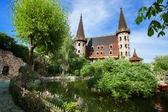 Castle αποκαλούμενο Στοκ εικόνα με δικαίωμα ελεύθερης χρήσης