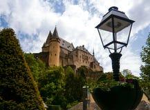 Castle Αρδέννες Στοκ Εικόνα