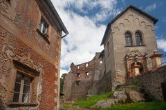 Castle Γκρόντνο Στοκ Φωτογραφίες